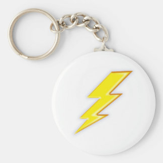 Electric + Company! Keychain