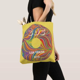 Electric Daisy Carnival Record Tote Bag