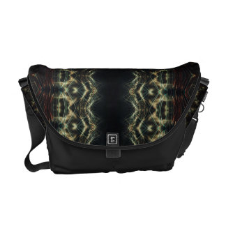 Electric Dandelion Commuter Bag