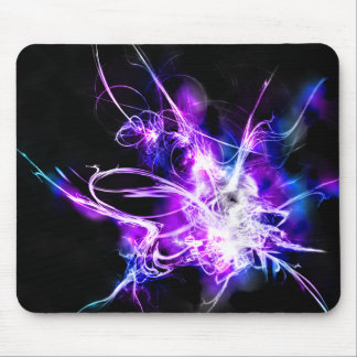 Electric Dazzle Mousemat Mouse Pad