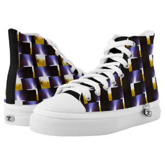 Electric design high tops