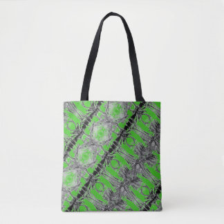 Electric Dignity Tote Bag