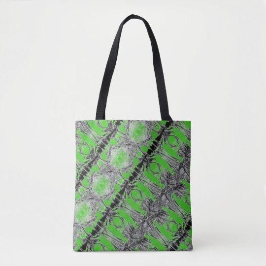 Electric Dignity Tote Bag