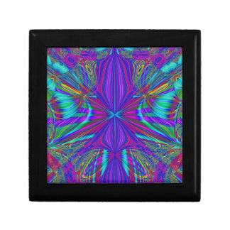 Electric Eclectic Jewelry Box