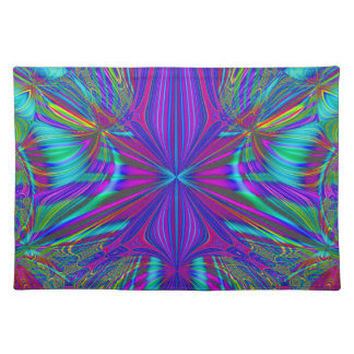 Electric Eclectic Placemat