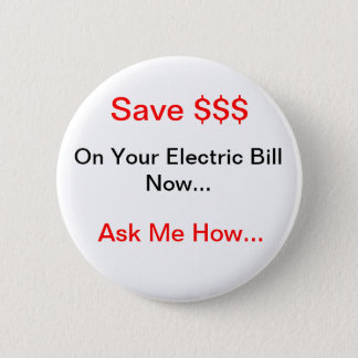 Electric Energy Saver 2 Inch Round Button