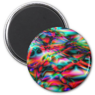 Electric Flames Magnet