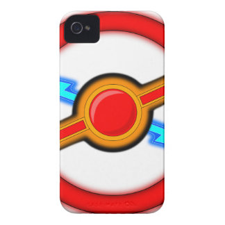 Electric Flash iPhone 4 Case-Mate Case