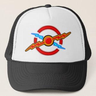 Electric Flash Trucker Hat