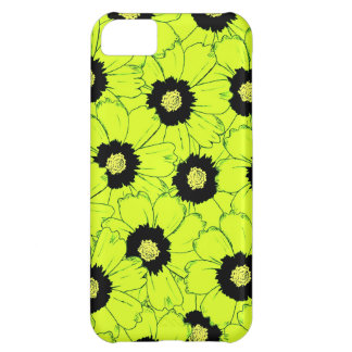 Electric Flowers iPhone 5C Cover