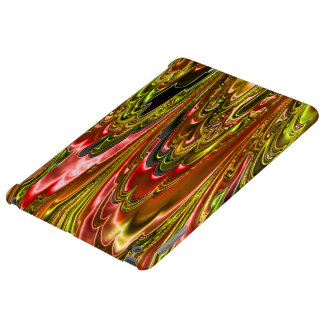 electric fractal 1A Cover For iPad Air