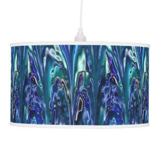 electric fractal 1c pendant lamp