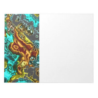 electric fractal 2 notepad