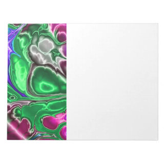 electric fractal 3 notepad