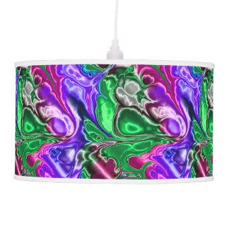 electric fractal 3 pendant lamp