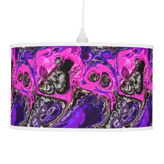 electric fractal 4 pendant lamp