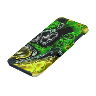 electric fractal 4b iPod touch 5G cover
