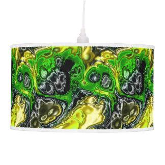 electric fractal 4b pendant lamp
