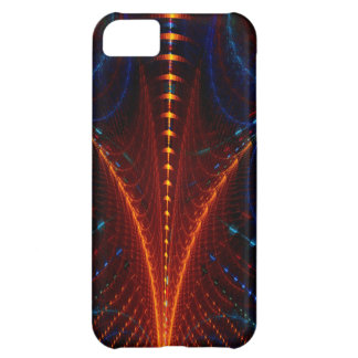 Electric Gear Web Cover For iPhone 5C