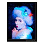 Electric Geisha Postcard