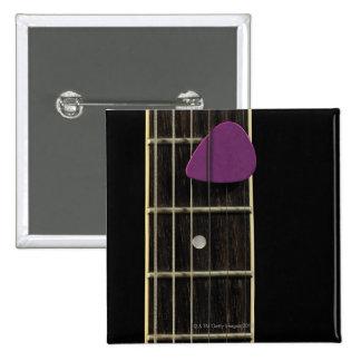 Electric Guitar 10 2 Inch Square Button