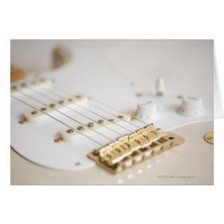 Electric Guitar 11 Card