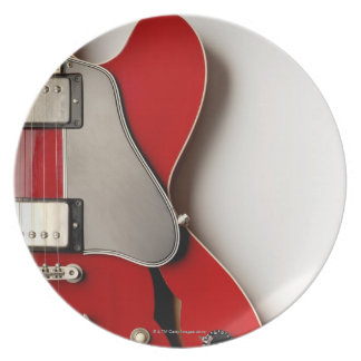 Electric Guitar 12 Plate