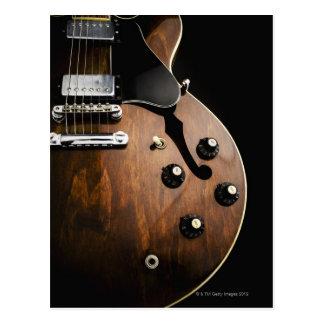 Electric Guitar 3 Postcard