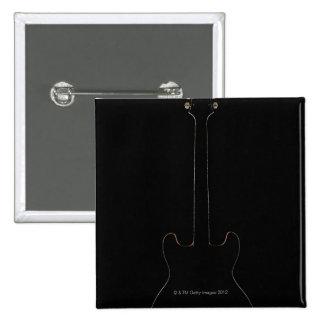 Electric Guitar 9 2 Inch Square Button
