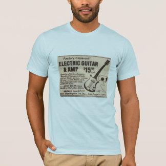 Electric guitar & amp T-Shirt