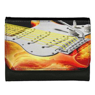 Electric Guitar Art 2 Wallet