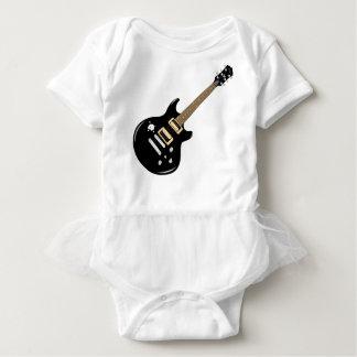 Electric Guitar Baby Bodysuit