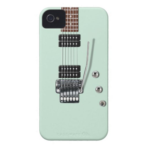 Electric Guitar Case-Mate iPhone 4 Cases