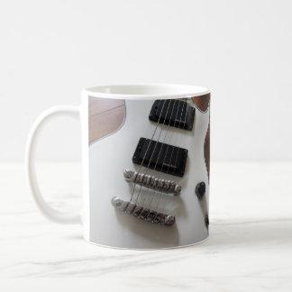 Electric Guitar Coffee Mug
