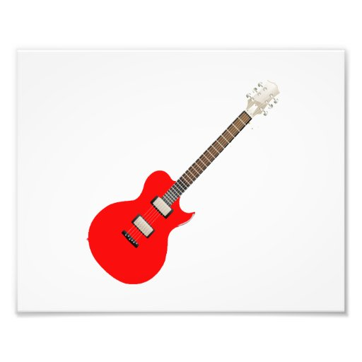 electric guitar copy.png photo print