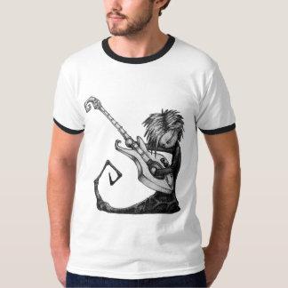 Electric Guitar Hex T T-Shirt