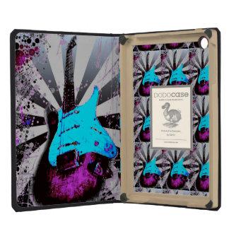 Electric Guitar iPad Dodocase iPad Mini Cover