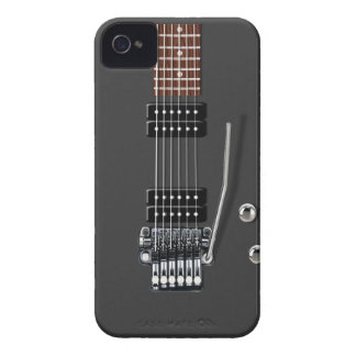 Electric Guitar iPhone 4 Case-Mate Case