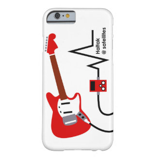 Electric Guitar M RED Barely There iPhone 6 Case
