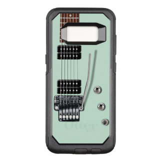 Electric Guitar OtterBox Commuter Samsung Galaxy S8 Case