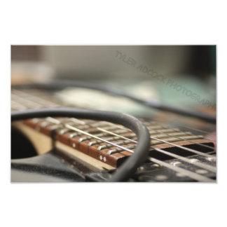 Electric Guitar Photograph