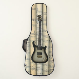 And Sheet Music Guitar Cases & Bags | Zazzle CA