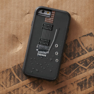 Electric Guitar Tough Xtreme iPhone 6 Case