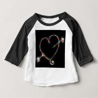 Electric Heart Baby T-Shirt