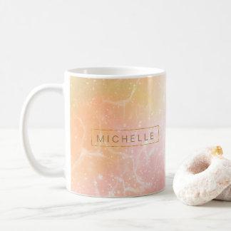 Electric Holograph Gradient Pink ID371 Coffee Mug