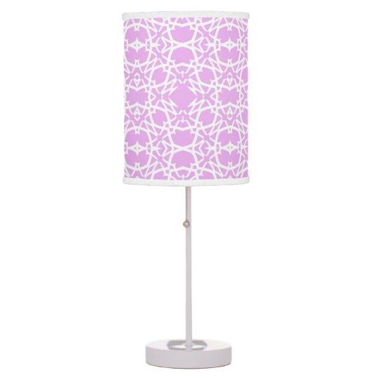 Electric in Lilac Table Lamps