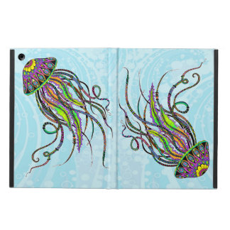 Electric Jellyfish iPad Air Powis Case