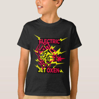 Electric Jet Oxen T-Shirt