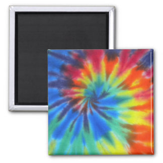 Electric Kool Aid Square Magnet