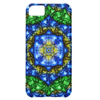 Electric Lotus Mandala iPhone 5C Covers